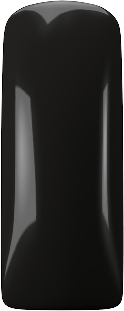 Naglar Nagellack Basic Black - 7,5 ml