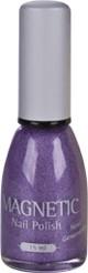 Naglar Nagellack Powerful Purple - 15 ml
