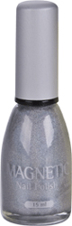 Naglar Nagellack Shimmering Silver - 15 ml