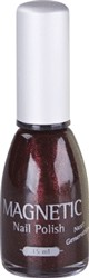 Naglar Nagellack Glamour Brown - 15 ml