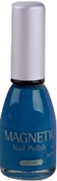 Naglar Nagellack Mediterranean Blue - 15 ml