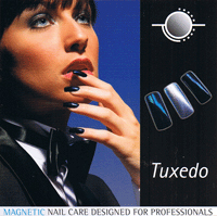 Naglar Tuxedo - 3 st 15 ml nagellacker