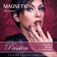 Naglar Passion - 3 st 15 ml nagellacker