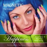 Naglar Happiness - 3 st 15 ml nagellacker