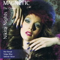 Naglar Nikita Nights - 3 st 15 ml nagellacker
