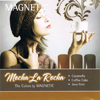 Naglar Mocka La Rocka - 3 st 15 ml nagellacker