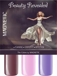 Naglar Beauty Revealed Collection - 3 st 15 ml nagellacker