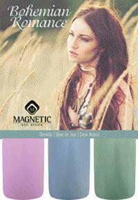 Naglar Bohemian Romance Collection - 3 st 15 ml nagellacker