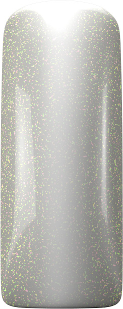 Naglar Nagellack Hologram Silver - 15 ml