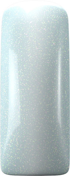 Naglar Nagellack Hologram Blue  - 15 ml