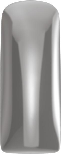 Naglar Nagellack Chrome Silver - 7,5 ml