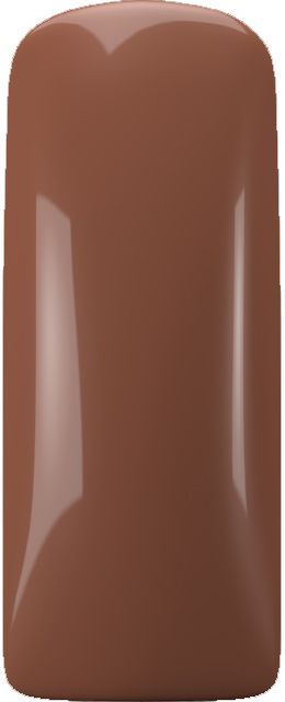 Naglar NXT Long Lasting Nagellack Biscuit Brown - 7,5 ml