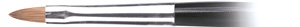 Naglar Click-On Akryl Pensel nr.4 - Oval