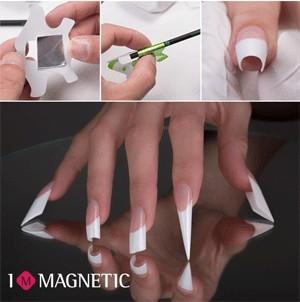 Naglar Nail Form Support