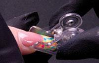 Naglar Gel Clamp Pinchingtool - 6 st