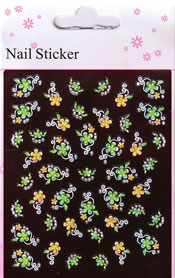 Naglar Nail Art Sticker - 107