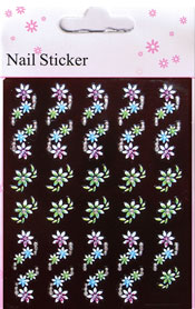 Naglar Nail Art Sticker - 108
