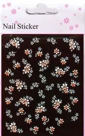 Naglar Nail Art Sticker - 109