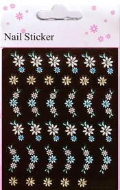 Naglar Nail Art Sticker - 111