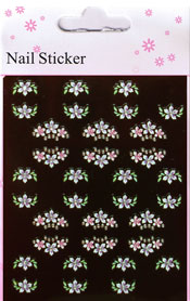 Naglar Nail Art Sticker - 113