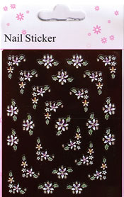 Naglar Nail Art Sticker - 114