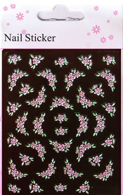 Naglar Nail Art Sticker - 116