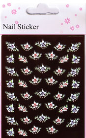 Naglar Nail Art Sticker - 117