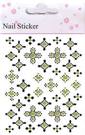 Naglar Nail Art Sticker - 175