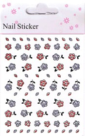 Naglar Nail Art Sticker - 181