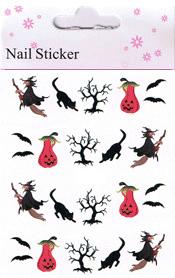 Naglar Halloween Sticker - 185