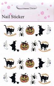 Naglar Halloween Sticker - 189