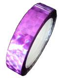Naglar Dazzling Sticker Tape - Purple
