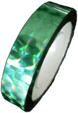 Naglar Dazzling Sticker Tape - Green