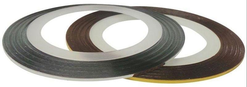 Naglar Striping Tape Silver - 1 mm bred