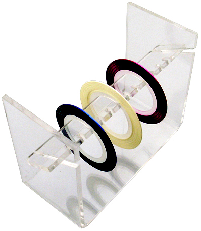 Naglar Striping Tape Display