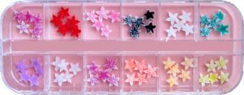 Naglar Fimo Flower Kit 7 - 60 st