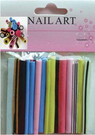 Naglar Nail Art Sweeties Canes - 8 st