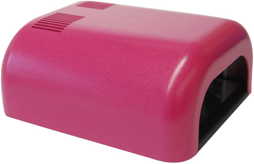 Glamour Pink Metallic - 4 x 9 Watt
