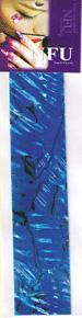 Naglar Shell Sheet - Zebra Blue