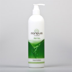 Manipure Hand & Body Lotion Alo� Vera - 470 ml