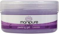 Manipure Peeling Gel Lavender & Wild Flower - 260 ml