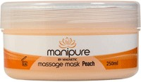 Naglar Manipure Massage Mask Peach - 260 ml