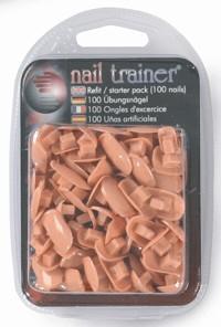 Naglar Nagelbäddar - 100 st