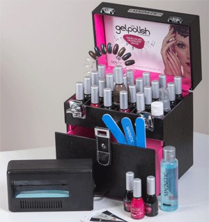 Naglar Gelpolish Mini Salon