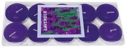 Naglar Aroma Ljus - Lavender