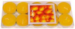 Naglar Aroma Ljus - Lemon