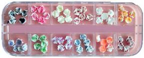 Naglar Fimo Flower Kit
