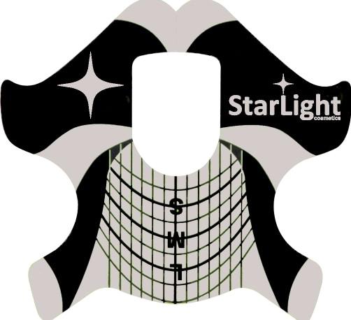 Naglar Nail Form StarLight - 500 st