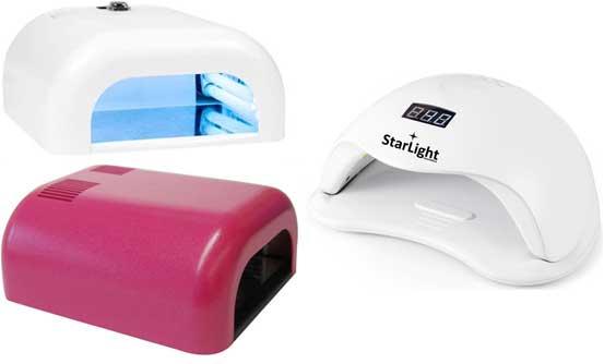 UV/LED & UV-lampor